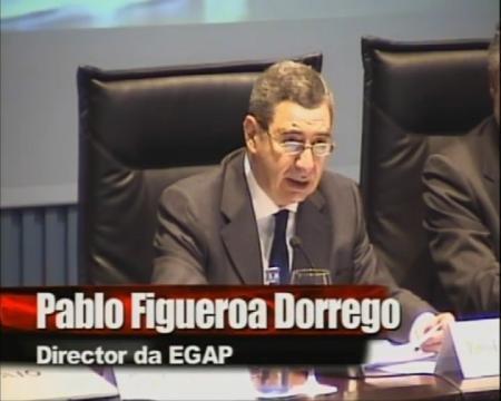 Inauguración - Xornadas Internacionales sobre Estructura e Organización Territorial da Administración Local